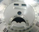 AUTHENTIC BREGUET 3040 SERPENTINE SILVER GUILLOCHE 30MM DIAL