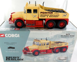 2000 CORGI HEAVY HAULAGE 17905 SCAMMELL CONTRACTOR DIECAST MINT IN BOX.
