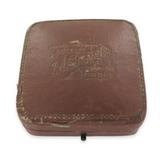 EARLY 1900s J A DAVIS & Co, LONDON JEWELLERS & SILVERSMITHS JEWELLERY BOX.