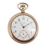Antique C.1904 Vacheron Constantin Gold Filled OF American Railroad Pocket Watch