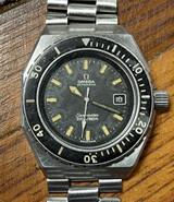 "Vintage Omega ""Shom"" Automatic Seamaster 200m Steel Mens Watch 166 0177"