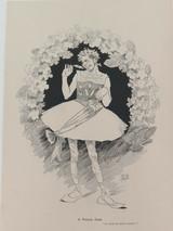 "RARE 1904 THE BULLETIN NEWSPAPER SYDNEY ""PHIL MAY IN AUSTRALIA"" LARGE CARTOON 17"