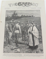 THE GRAPHIC NEWSPAPER SATURDAY NOV 24 1900. INCL COLOUR SUPPLEMENT