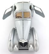 VERY NICE BBURAGO BURAGO 1936 BUGATTI ATLANTIC 1:24 DIECAST CAR.