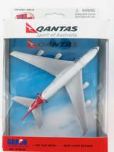 VERY NICE DARON QANTAS SPIRIT OF AUSTRALIA A380 DIECAST AEROPLANE + BOX.