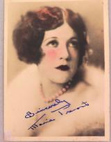 RARE 1920s USA MOVIE STUDIO LARGISH PHOTOGRAPH. SILENT MOVIE STAR MARIE PREVOST.