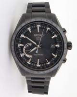 Seiko Astron GPS Solar Worldtime Titanium Watch SSE089J1