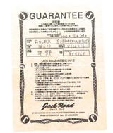 OBSOLETE 1997 ROLEX SUBMARINER 16610 JAPANESE GUARANTEE.