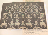 RUGBY LEAGUE 28 SIGNATURES 1965 -66 NEW ZEALAND TOUR ENGLAND & FRANCE.
