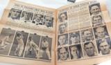 CRICKET. THE SUNDAY HERALD. 1950-51 PRE-TOUR ASHES SOUVENIR. ENGLAND PLAYERS.
