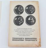 N.S.W. CRICKET ASSOCIATION YEAR BOOK, 31ST EDITION, 1967-68.