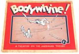 "BODYLINE 1932 - 1933 / RARE AUSTRALIAN PUBLICATION. ""BODYWHINE!"" by RIGBY LTD."