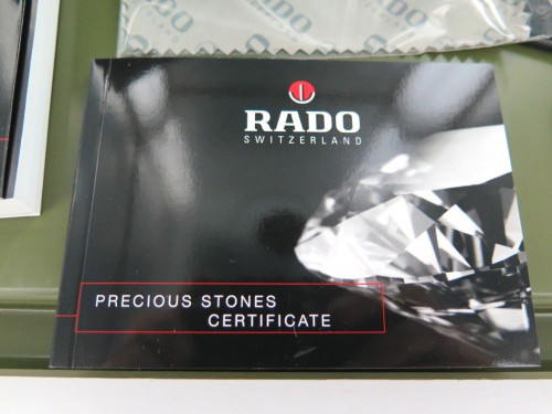VINTAGE / COLLECTABLE RADO DISPLAY BOX, OUTER BOX,  BOOKLETS ETC.