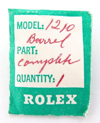 RARE 1950s / 1960s ROLEX CAL. 1210 PART 7502 COMPLETE BARREL.