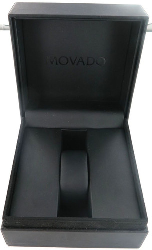 VINTAGE MOVADO WATCH DISPLAY BOX