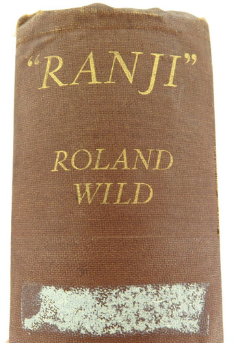 "1934 1st EDITION ""RANJI"" by ROLAND WILD."