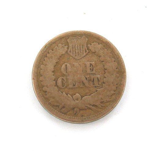 1864 US INDIAN HEAD 1 ONE CENT.