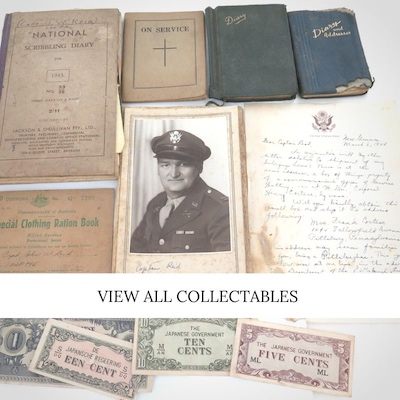 Collectables Vintage Brisbane Military