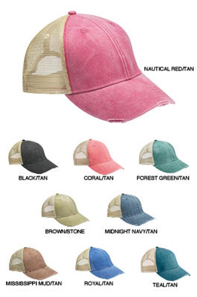 e7f71dddd Texas Home distressed Hat