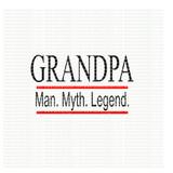 Grandpa SVG