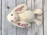 Plush Easter Bunny