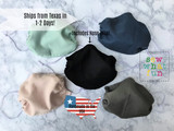 MADE IN THE USA - Cloth Face Mask