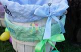 Easter Basket Liner