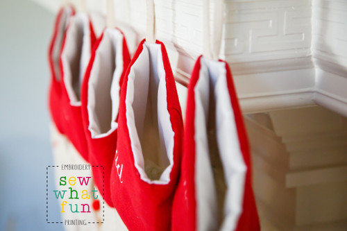 PERSONALIZED Character Stockings