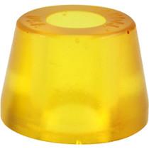 Randal Rii Conical Bottom Bushing 89A Yellow 1Pc