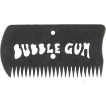 Bubble Gum Wax Comb Black