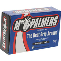 Mrs Palmers Wax Basecoat Single Bar