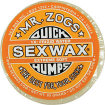 Quick Humps 1X Yellow - Extreme Soft - Single Bar