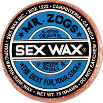 Sex Wax Og. Single Bar-Tropical Assorted