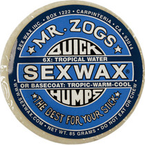 Quick Humps 6X Blue - Extra Hard  - Single Bar