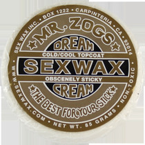 Sex Wax Dream Cream Gold 1 Bar X.Cold-Cold-Cool
