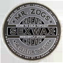 Sex Wax Dream Cream Silver 1 Bar Cold-Cool-Warm