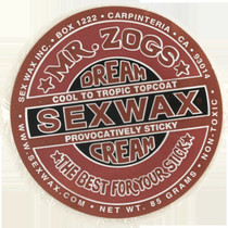 Sex Wax Dream Cream Bronze 1 Bar Cool-Mild Trop