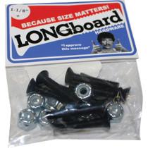 "Shorty'S Longboard Hardware 1-1/8"" Ph Single"