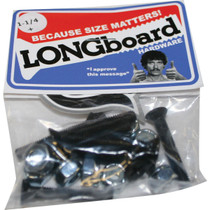 "Shorty'S Longboard Hardware 1-1/4"" Ph Single"