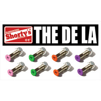 "Shorty'S 1"" Color Hardware- De La Single"