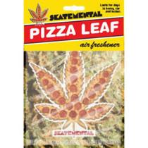 Skate Mental Pizza Leaf Air Freshener