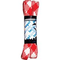 Loyal Laces Single Set - Wht/Red