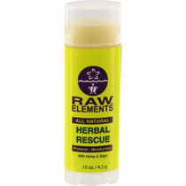 Raw Elements Herbal Rescue Hemp & Sage Lip Balm