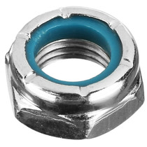 Modus 20/Pack Kingpin Nuts Silver