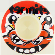 Termite Tommy 52Mm Wht W/Red