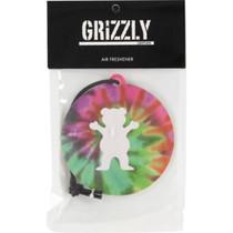 Grizzly Tie Dye Air Freshener