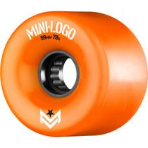 Mini Logo A-Cut 59Mm 78A Orange A.W.O.L. Ppp