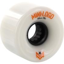 Mini Logo A-Cut 59Mm 78A White A.W.O.L. Ppp