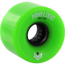 Mini Logo A-Cut 59Mm 78A Green A.W.O.L. Ppp