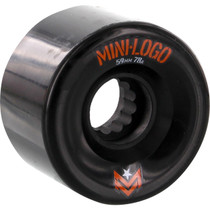 Mini Logo A-Cut 59Mm 78A Black A.W.O.L. Ppp